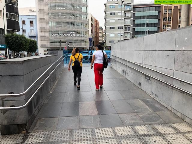La Consejería de Obras Públicas, Transportes y Vivienda subvenciona obras de accesibilidad y eliminación de barreras arquitectónicas en 13 municipios canarios