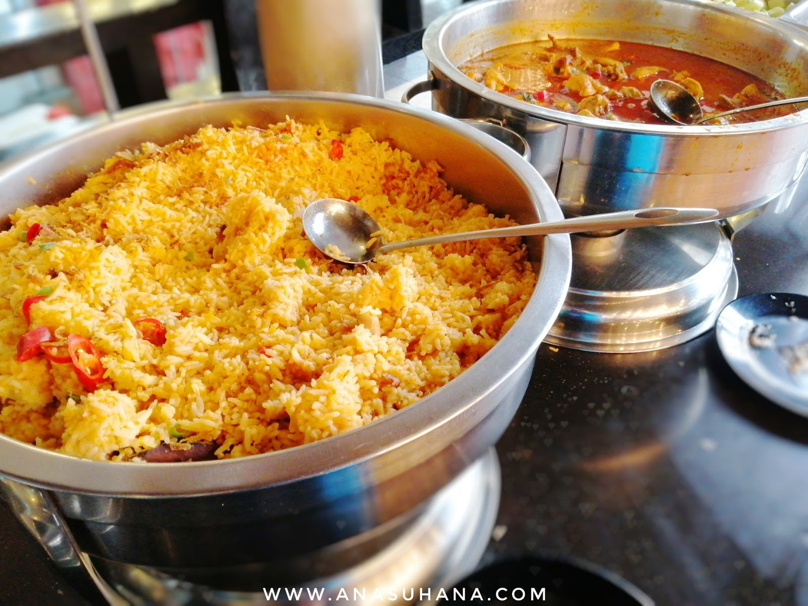 D'Kayangan Grill & BBQ Steamboat Shah Alam