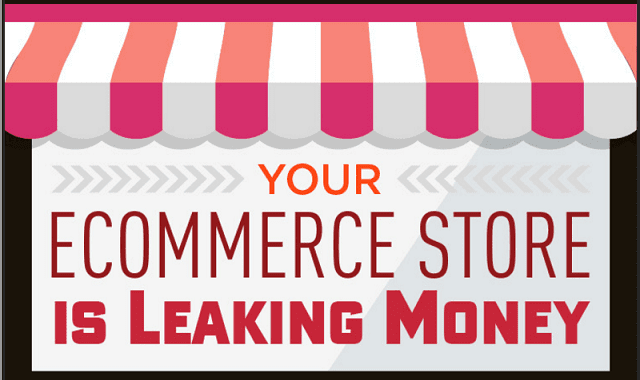 Your E-commerce Store is Leaking Money