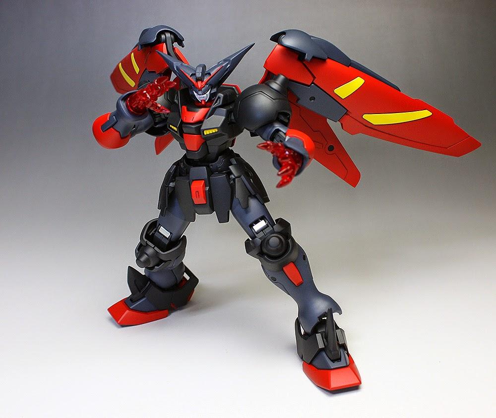 GUNDAM GUY: MG 1/100 GF13-001 NHII Master Gundam