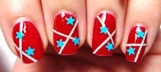 Star Nail Art