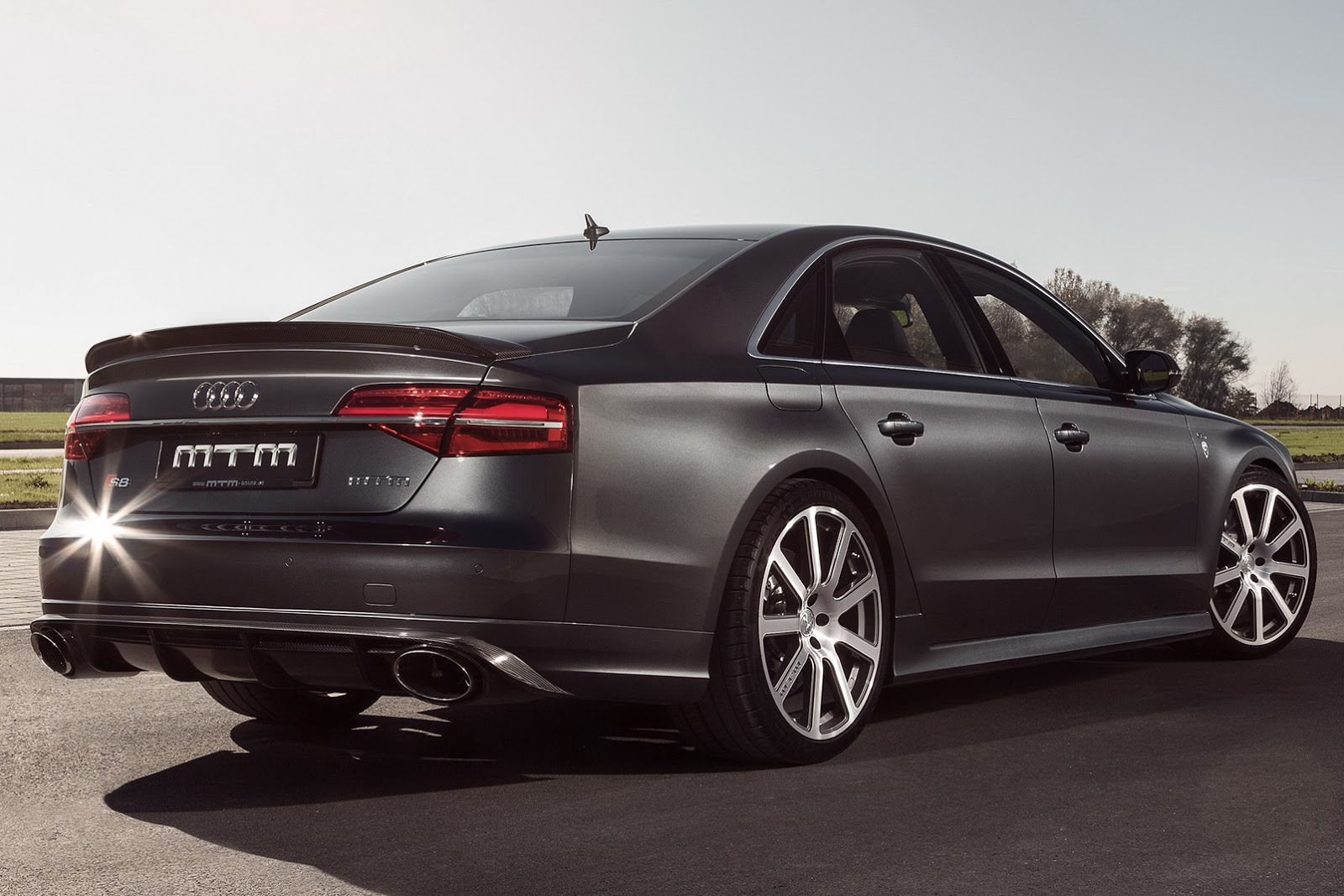 mtm s8 talladega is the rs8 audi never made carscoops. Black Bedroom Furniture Sets. Home Design Ideas