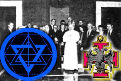 Η Καμπάλα, η Μασονία, ο Σιωνισμός και η σχέση τους με την αποκρυφιστική μαγεία