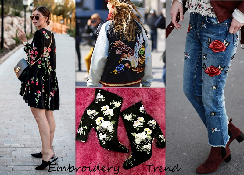 embroidery trend outfit