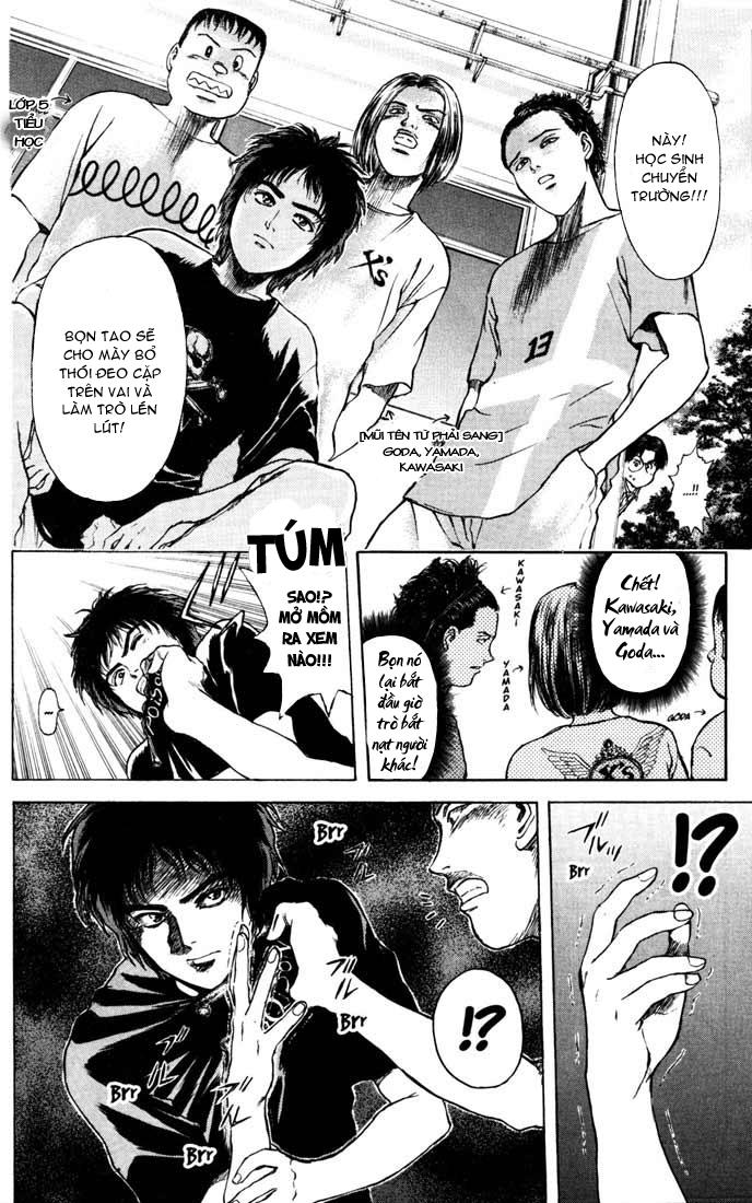 Psychometrer Eiji chapter 57 trang 17
