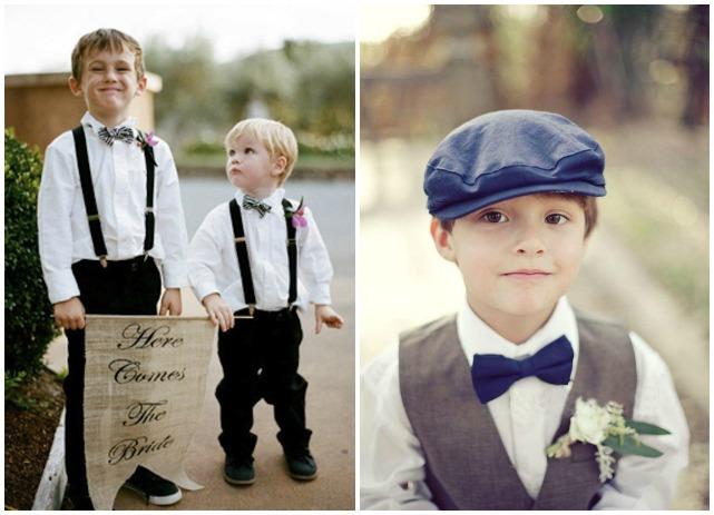 9a8b9ab2a Los más pequeños de la boda