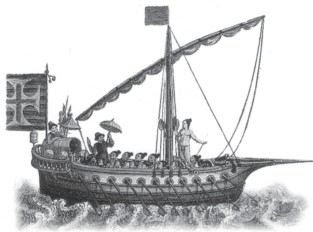 Kapal Portugis abad ke–16
