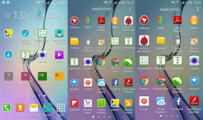 Screenshot: CM Launcher Apk