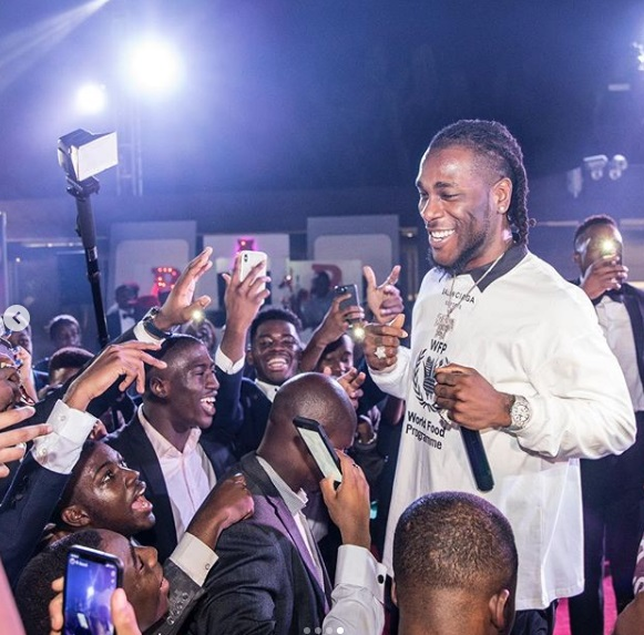 Burna Boy Biography