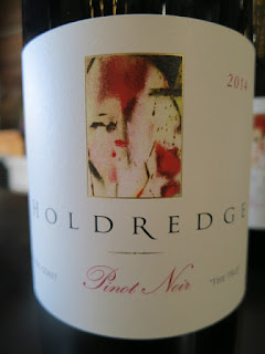 "Holdredge ""The True"" Pinot Noir 2014 (91+ pts)"