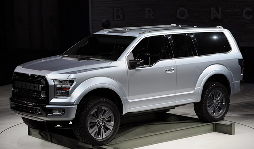 2020 Ford Bronco Price