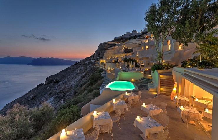 Mystique – a Tranquil Resort in Beautiful Santorini, Hellas (Greece)