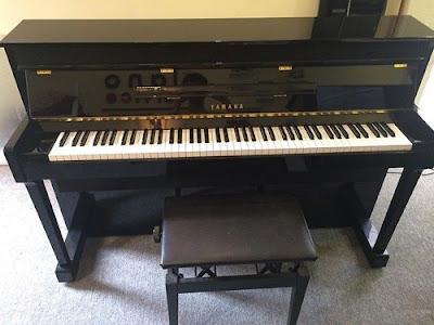 Các dòng đàn piano điện yamaha thông dụng hiện nay