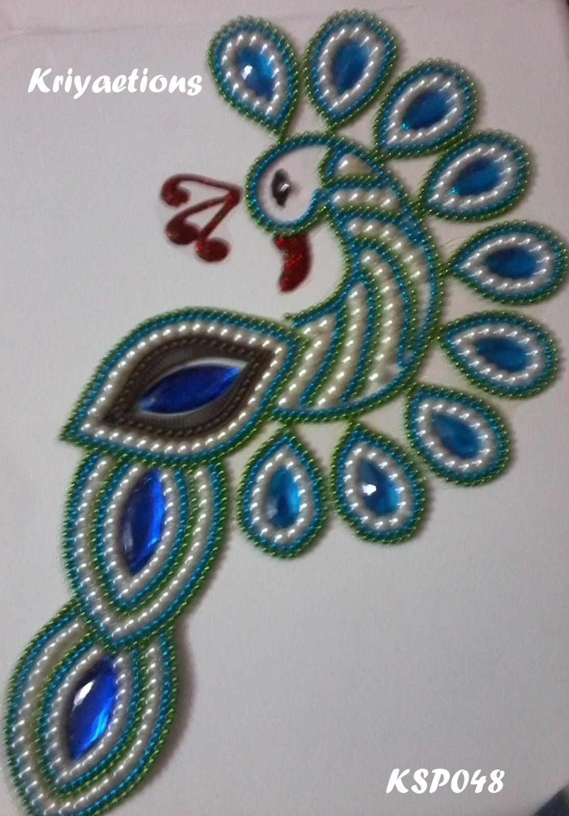 Kriyaetions Peacocks