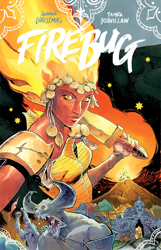 The Qwillery Firebug Trade Paperback Collection Coming In March 2018