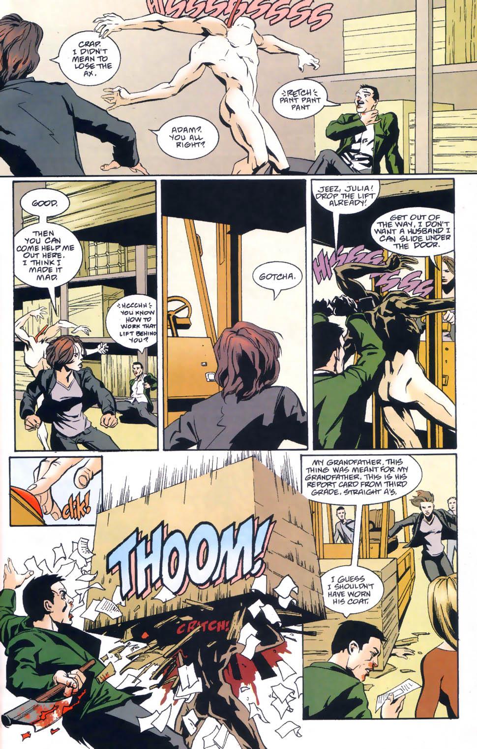 Read online Midnight, Mass comic -  Issue #1 - 20
