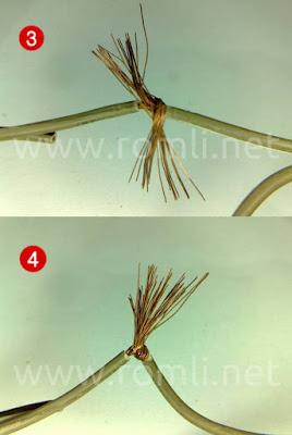 Cara menyambung kabel serabut