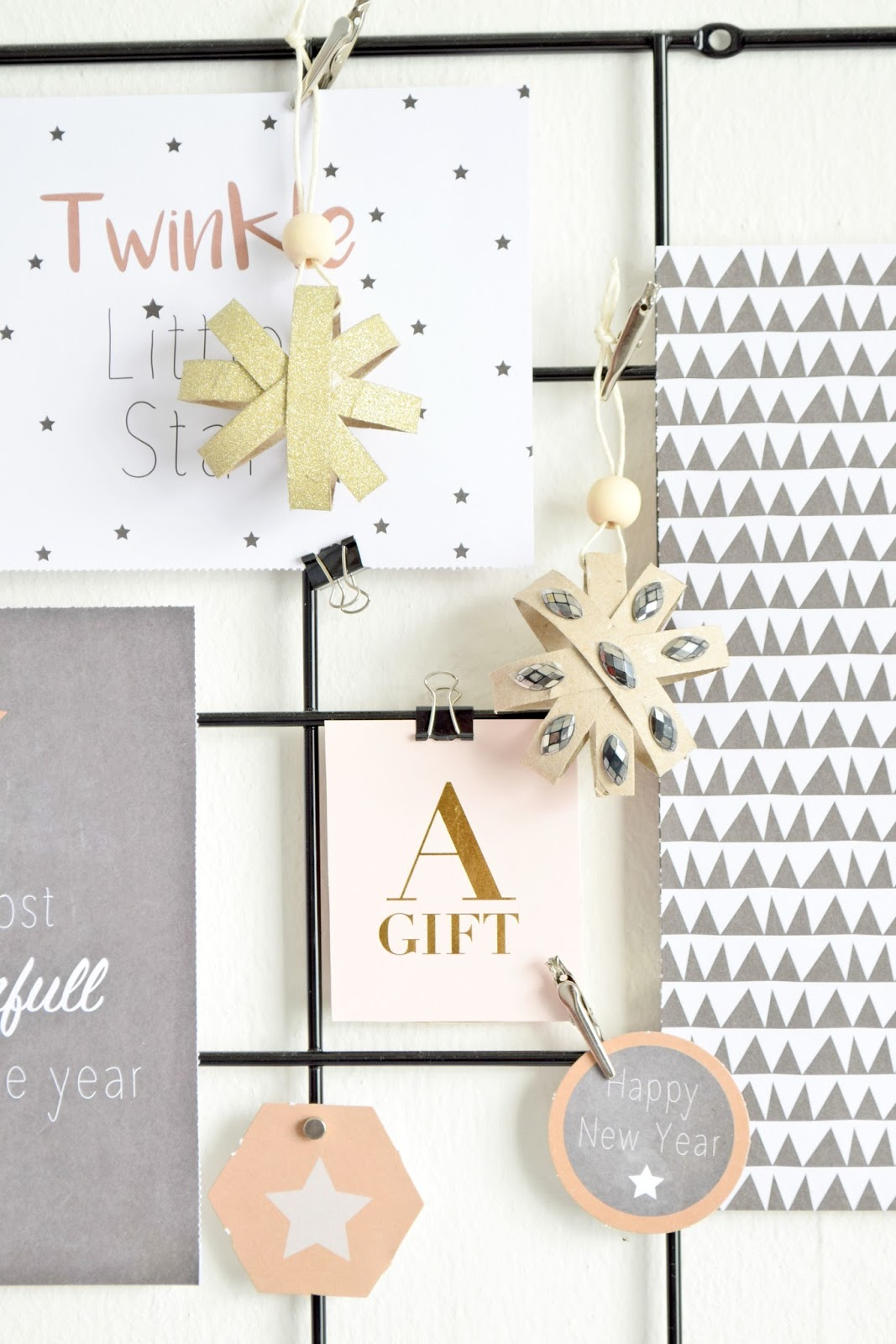 DIY - Christmas Ornaments | Cleo-inspire