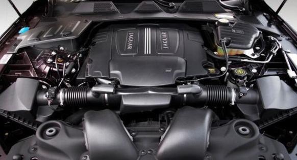 2017 Jaguar XJ Engine