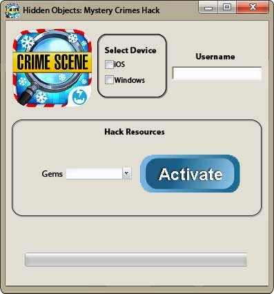 Hidden Objects Mystery Crimes iOS Hack: Hidden Objects Mystery