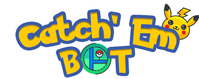 Catch'em Bot v1.5.3.0 | Pokemon info, Database storage, Route creator datao