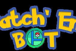 Catch'em Bot v1.5.3.0 | Pokemon info, Database storage, Route creator data