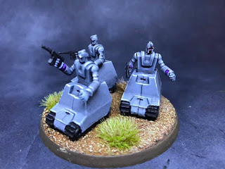 Electrotyrants Guard Bots picture 1