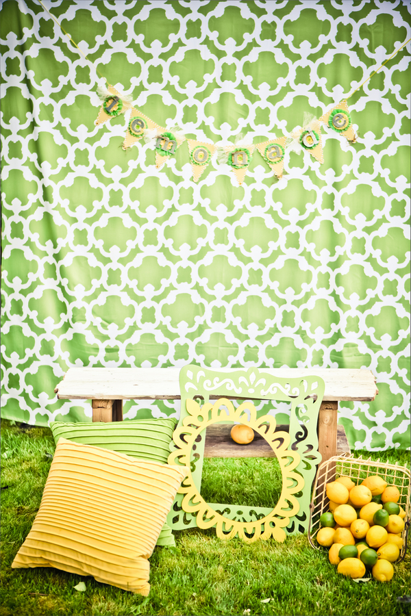 lemon+lime+green+yellow+citrus+orange+modern+ombre+birthday+party+wedding+theme+shower+baby+kids+kid+children+child+7up+seven+up+theme+photo+backdrop+lemonade+stand+retro+vintage+heather+lynn+photographie+1 - Heads up, Seven-Up!