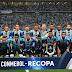 O Grêmio é campeão da Recopa Sul-Americana nos pênaltis