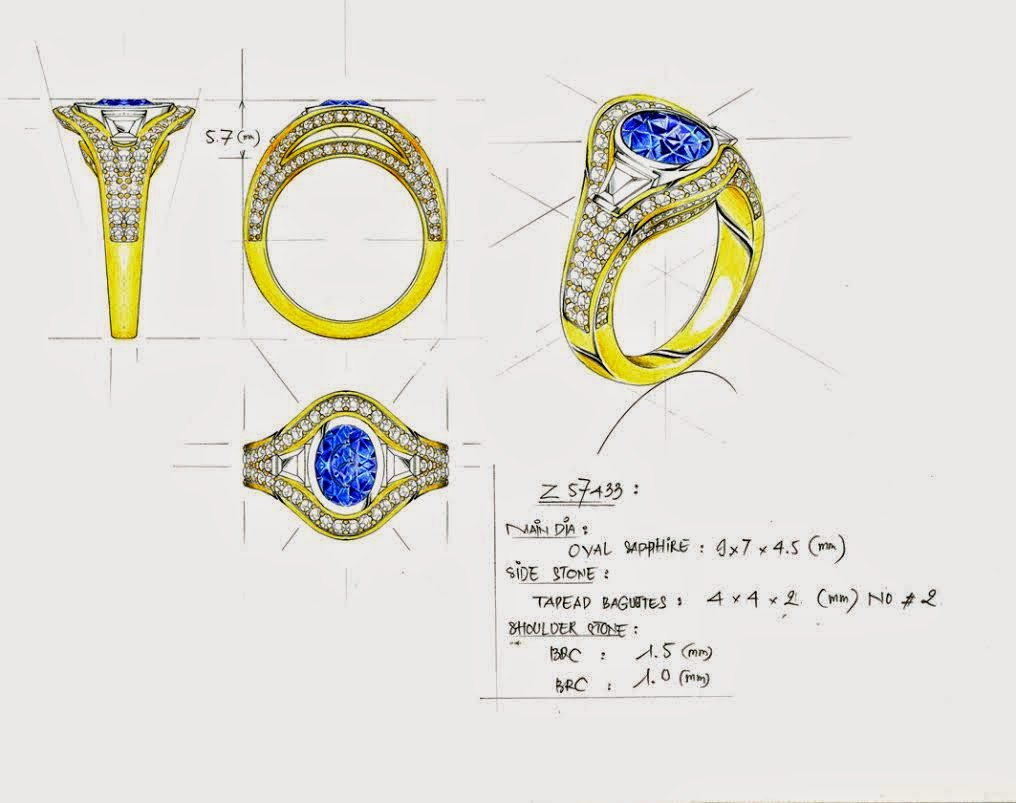 Chennai Cad Jewellery Skills Rhino Cad Designing Software