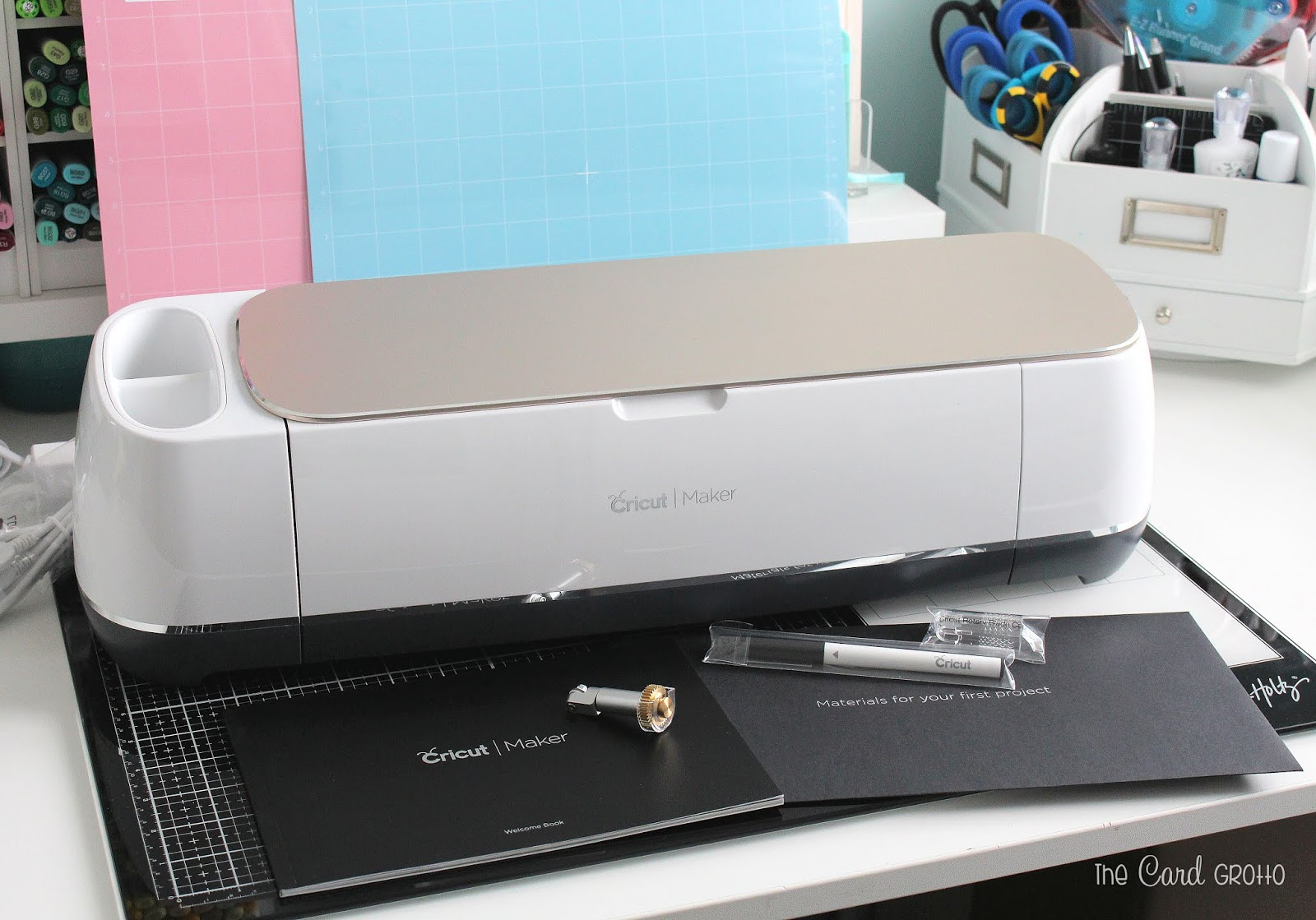 The Card Grotto: Review | Cricut Maker