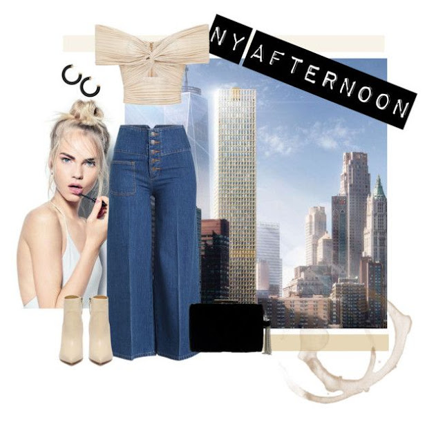 What to Wear: NY Afternoon
