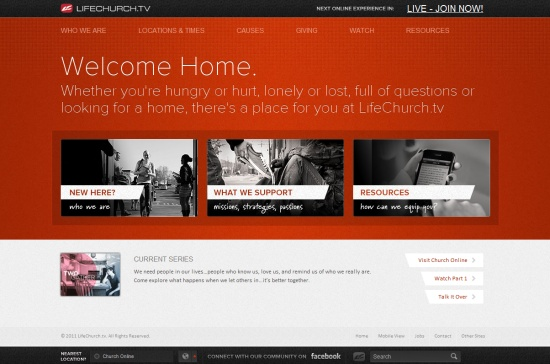 Ultimate Website Designing Ideas For Homepage Design