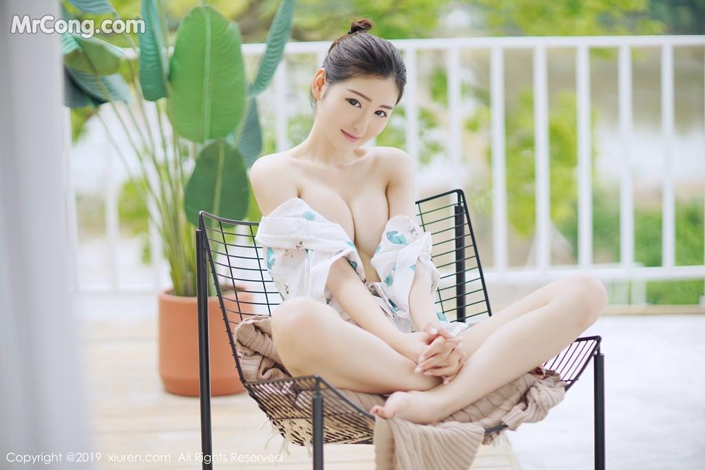 Image XIUREN-No.1613-Shen-Mengyao-MrCong.com-007 in post XIUREN No.1613: Shen Mengyao (沈梦瑶) (51 ảnh)