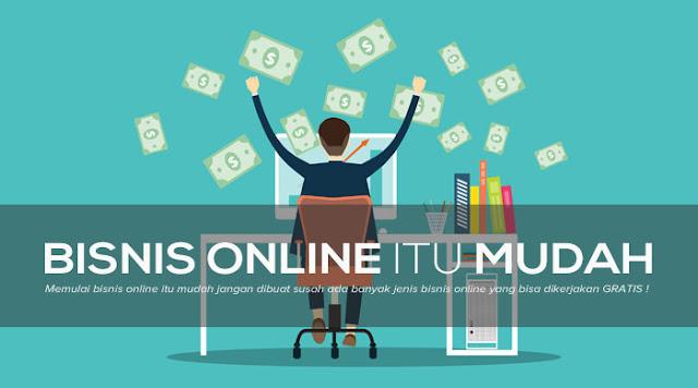 5 model bisnis online yang paling populer saat ini