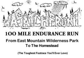 More Hell than Heaven at Wasatch 100 Miler | rodbienblog