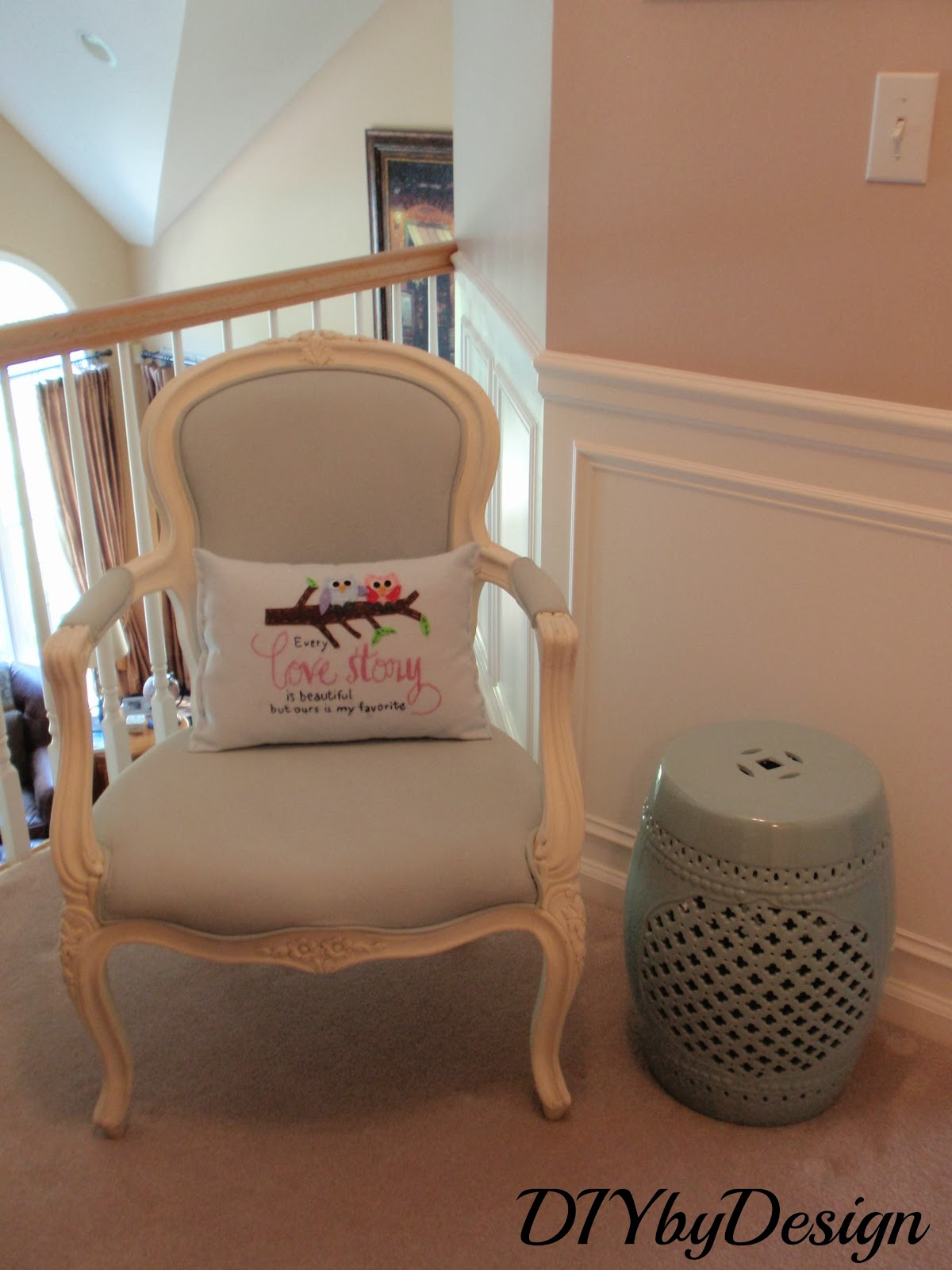 Diy By Design: Using Garden Stools In Home Decor