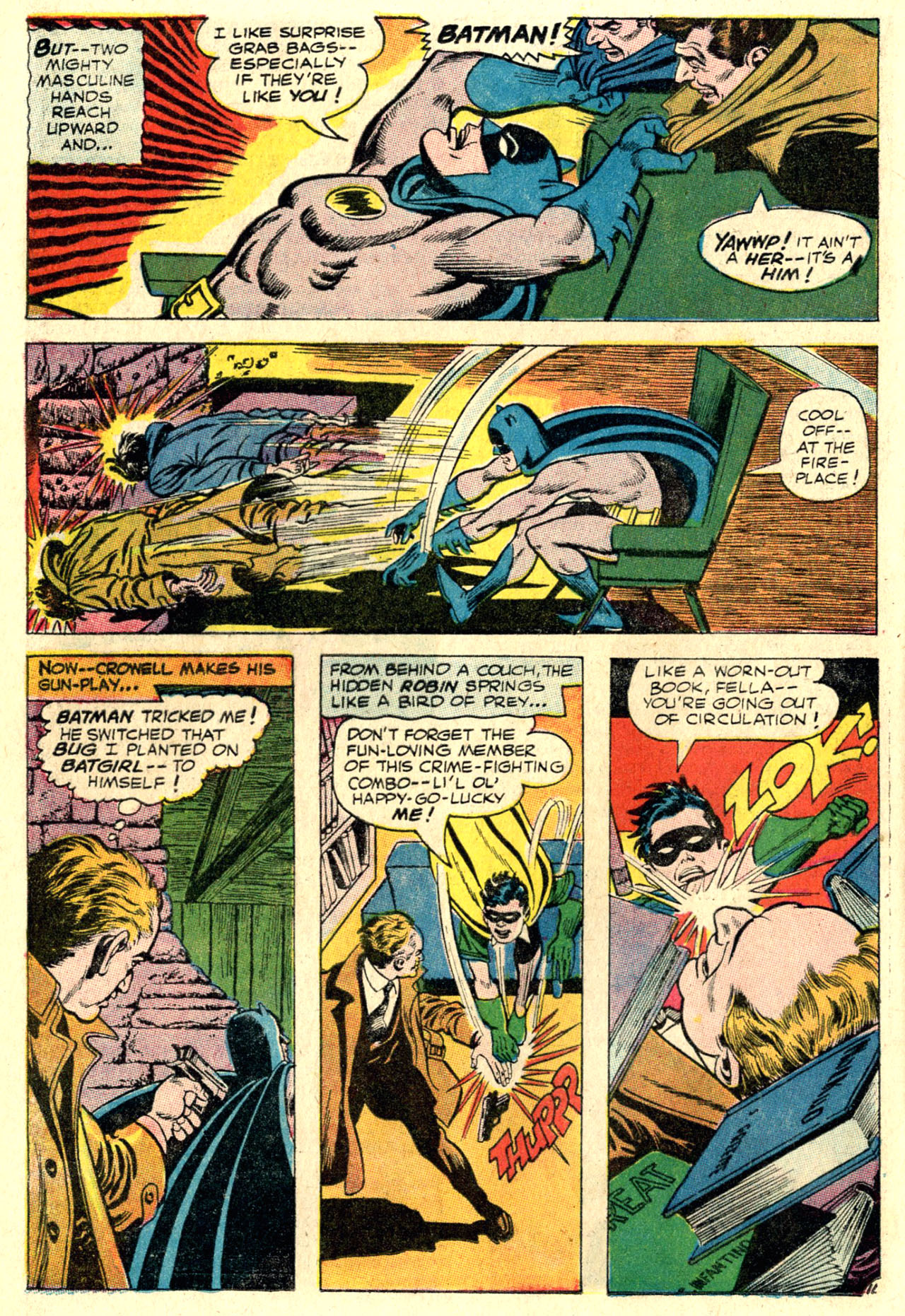Detective Comics (1937) 363 Page 15