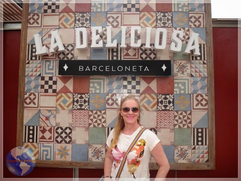 La Barceloneta - Barcelona - Espanha