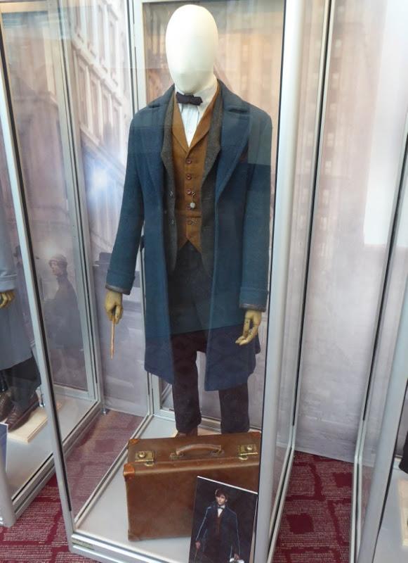 Newt Scamander Fantastic Beasts film costume