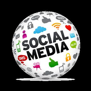 ازرار التواصل الاجتماعي بشكل خاص وانيق