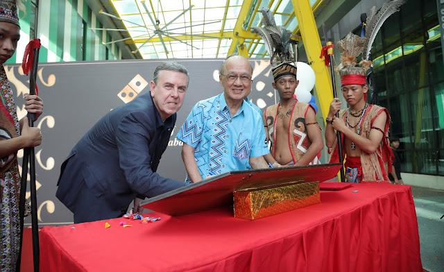 Domino's Pizza Dibuka Secara Rasmi di Kota Kinabalu Permulaan yang Kukuh untuk Menembusi Pasaran Sabah