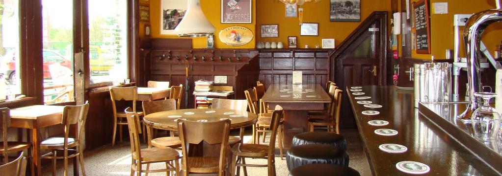 Café Radstaak: Jan des Bouvrie (1)