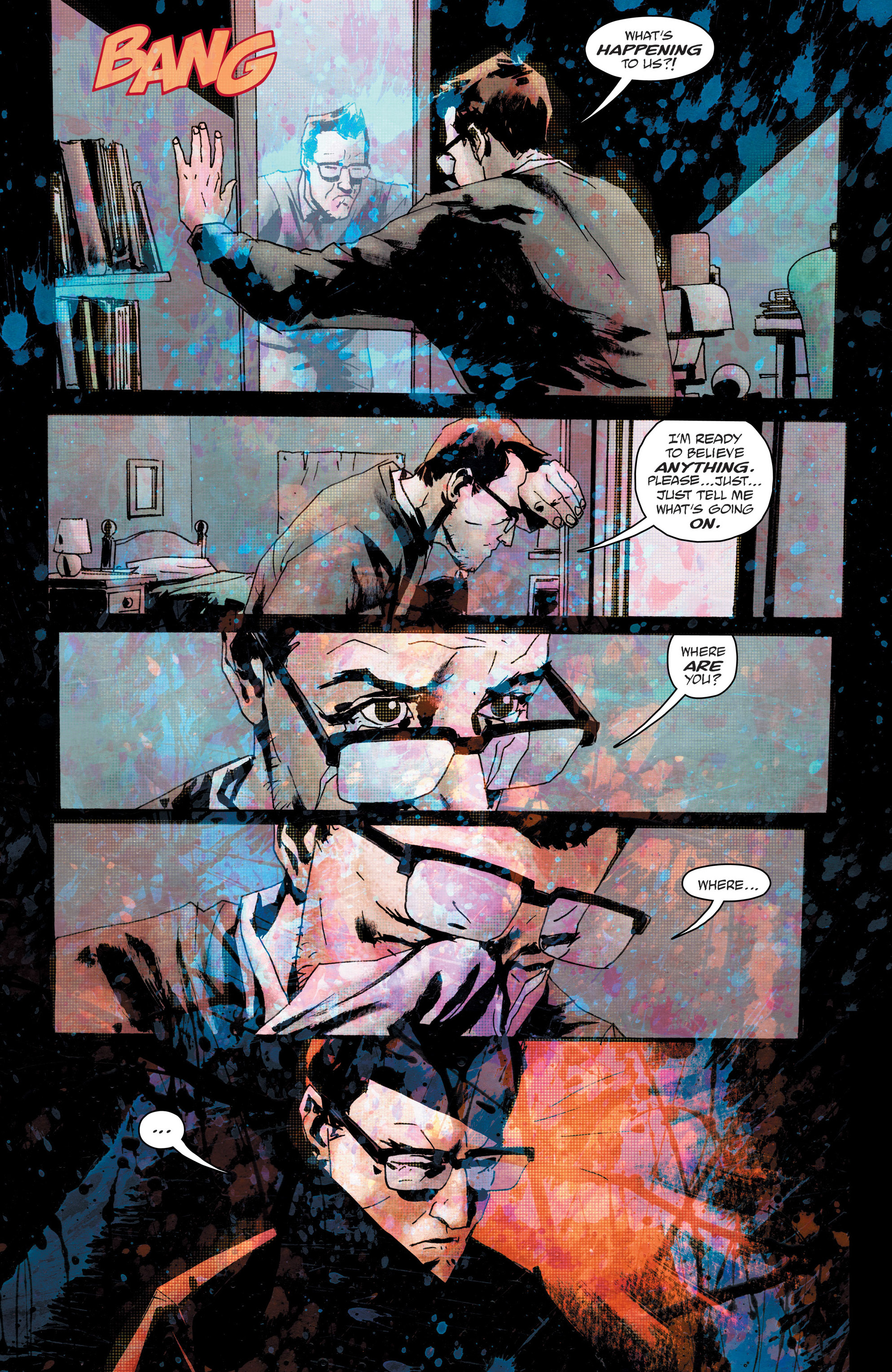 Read online Wytches comic -  Issue #3 - 22