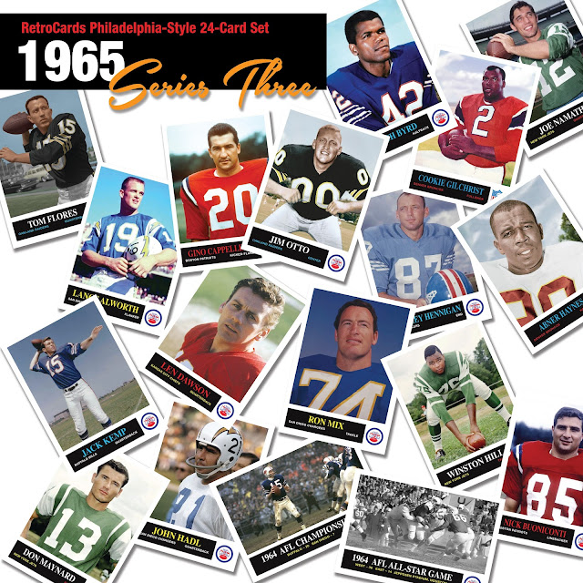 custom cards that never were, topps, AFL, American Football league