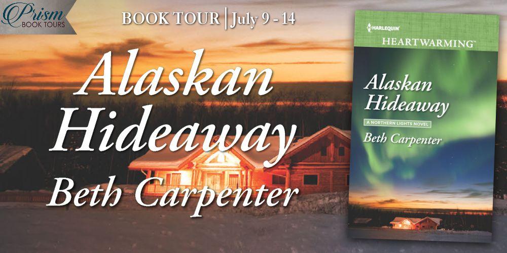 It's the Grand Finale for ALASKAN HIDEAWAY by BETH CARPENTER!