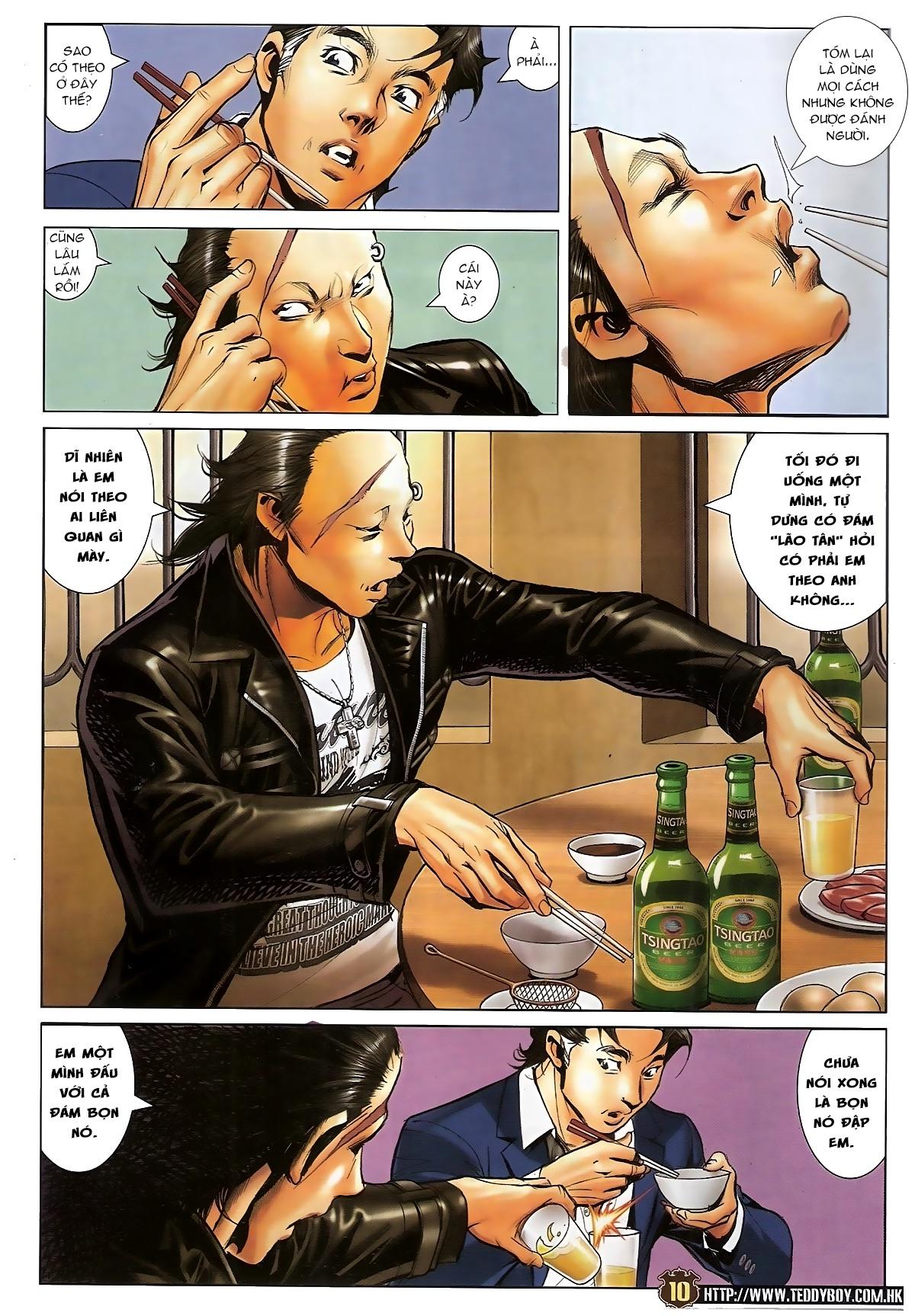 Người Trong Giang Hồ - Chapter 1573: Chuyện bên bếp lẩu - Pic 8