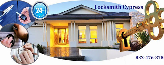 Locks and Locksmiths in Cypress 832-476-8786