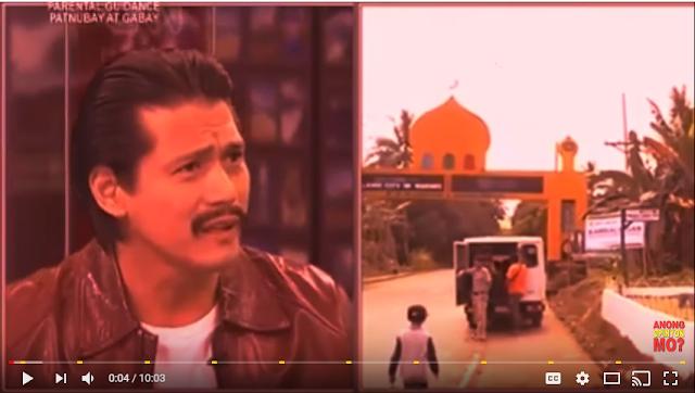 Robin Padilla Tinapatan Ang Tindig Pilipinas Ng Tindig Marawi!
