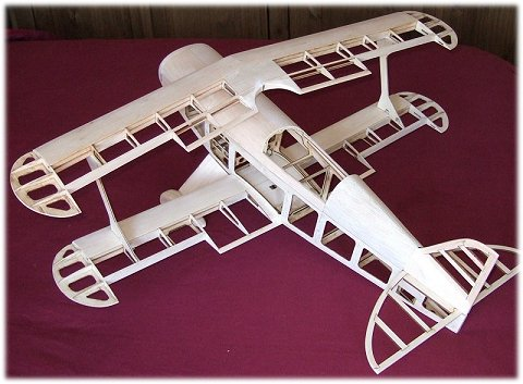 Design Plane: How to adjust the Model Airplane Plan to your